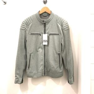 Zara Man Jacket Sz Small